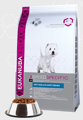 Eukanuba fajta specifikus-West Highland White Terrier