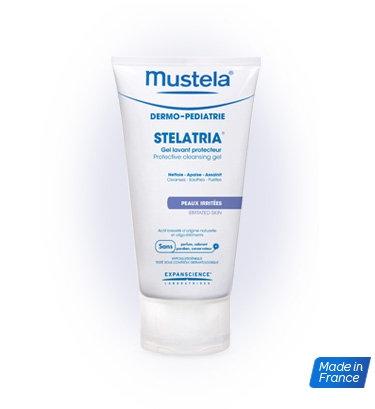 Mustela STELATRIA® Protective cleansing gel
