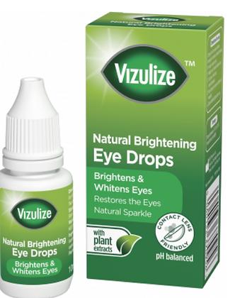 Vizulize Natural Eye Brightener Drops