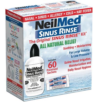 Neilmed Sinus Rinse Sachets & Bottle