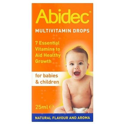 Abidec Multivitamin Drops for Babies & Children