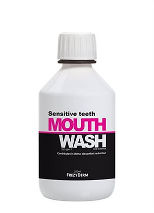 Frezyderm Sensitive Teeth Mouthwash