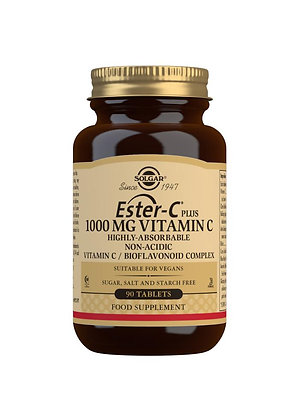 Solgar Ester-C 1000mg Vitamin C 90 Tablets