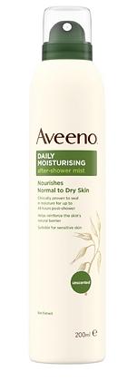 Aveeno Daily Moisturising After-shower Mist