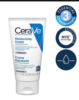 CeraVe Moisturising Cream tube