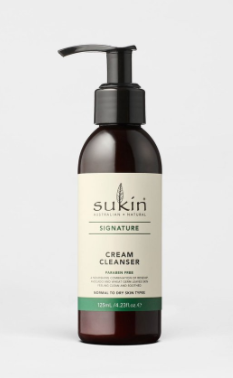 Sukin Cream Cleanser