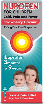 Nurofen for Children Cold,Pain & Fever