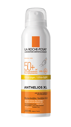 Anthelios XL Ultra-light Invisible Mist SPF50