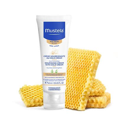 Mustela Nourishing Cream with Cold Cream (40ml) (40ml)