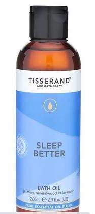 Tisserand Sleep Better Bath Oil 100ml