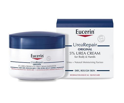 Eucerin UreaRepair 5% Urea Original Cream 75ml