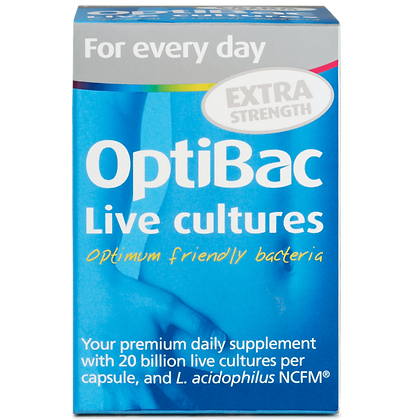 Optibac For Every Day Extra Strength