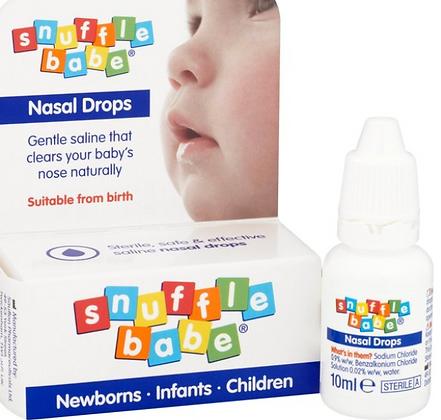 Snuffle Babe Nasal Drops