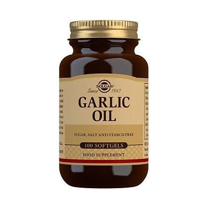 Solgar Garlic Oil (100 softgels)