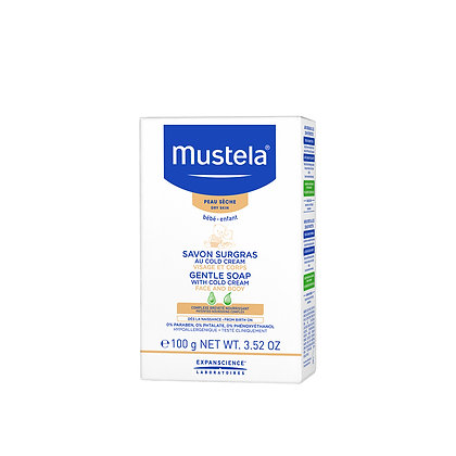 Mustela Gentle Soap with Cold Cream (100g)