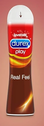 Durex Play Real Feel Gel & Lubricant