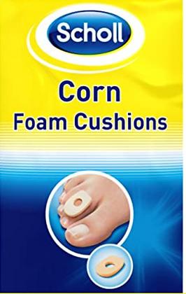 Scholl Foam Cushions
