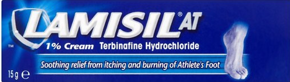 Lamisil AT 1% Cream