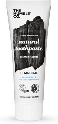 The Humble Co Natural Toothpaste Charcoal