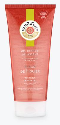 Roger & Gallet Fleur de Figuier Relaxing Shower Gel (200ml)