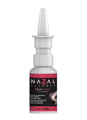 Frezyderm  Nazal Cleaner Cold Spicy
