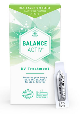 Balance Activ BV Treatment Pessaries