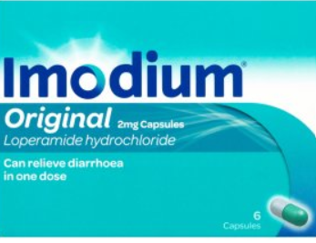 Imodium Original Capsules