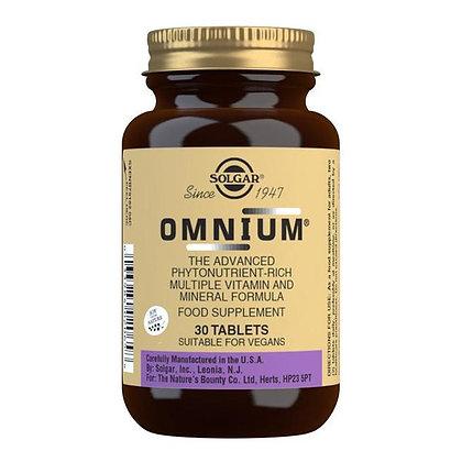 Solgar Omnium Tablet (30)
