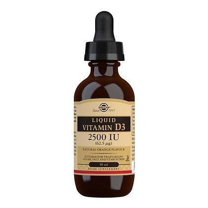Solgar Liquid Vitamin D3 59ml