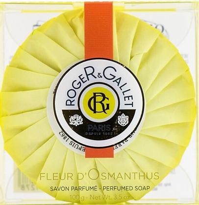 Roger & Gallet Fleur D'Osmanthus Perfumed Soap ( 1*100g)