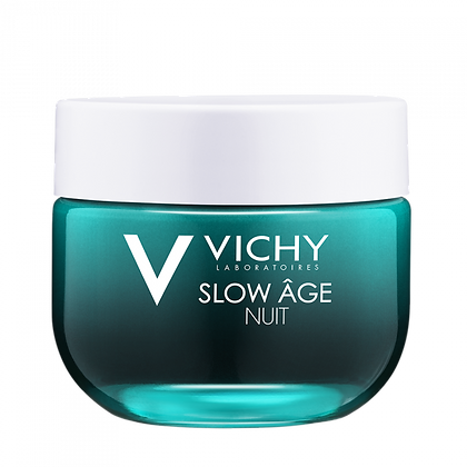 Slow Âge Night Cream & Mask