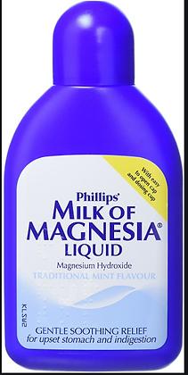 Phillips' Milk of Magnesia Liquid