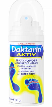 Daktarin Aktiv Powder