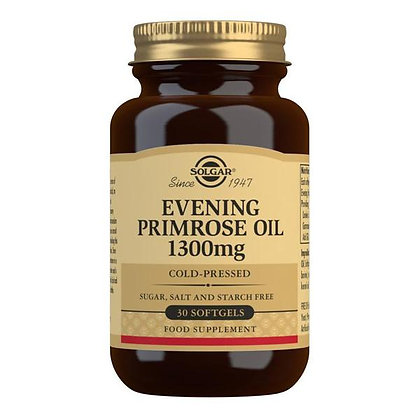 Solgar Evening Primrose Oil 1300mg (30 Softgels)