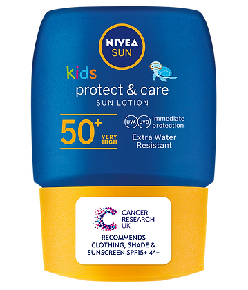NIVEA SUN Kids Lotion SPF 50 High Pocket Size