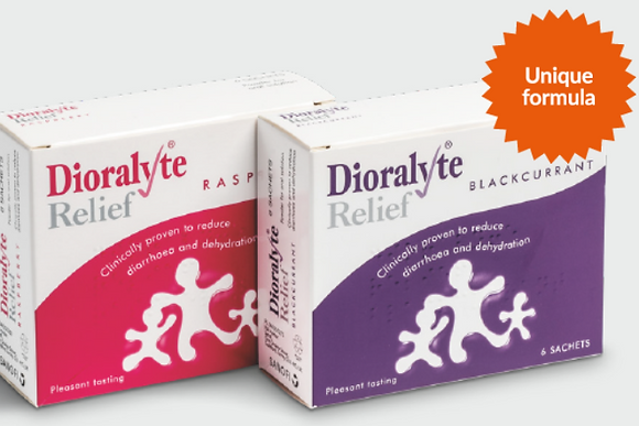 Dioralyte Relief Sachets