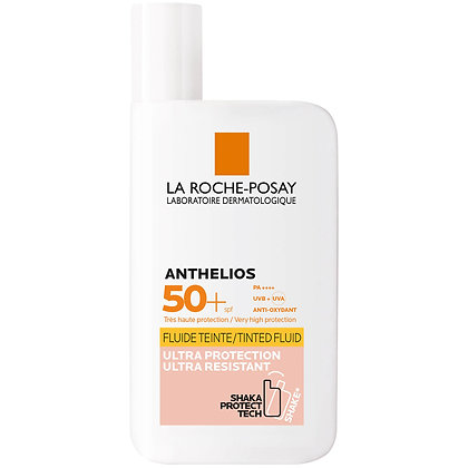 Anthelios Ultra-Light Invisible Fluid Tinted SPF 50+