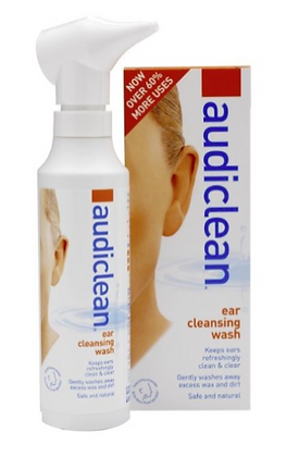 Audiclean Ear Cleaning Wash
