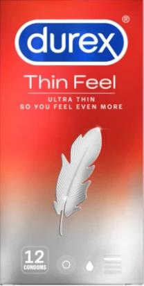 Durex Thin Feel Condoms