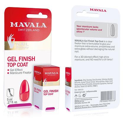 Mavala Gel Finish Top Coat (5ml)