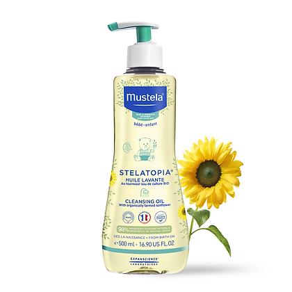 Mustela STELATOPIA® Cleansing Oil