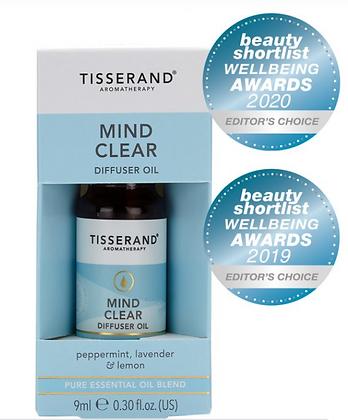 Tisserand Mind Clear Diffuser Oil (9ml)