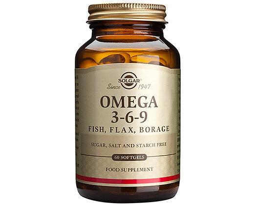 Solgar Omega 3-6-9