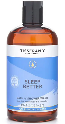 Tisserand Sleep Better Bath Oil 400ml