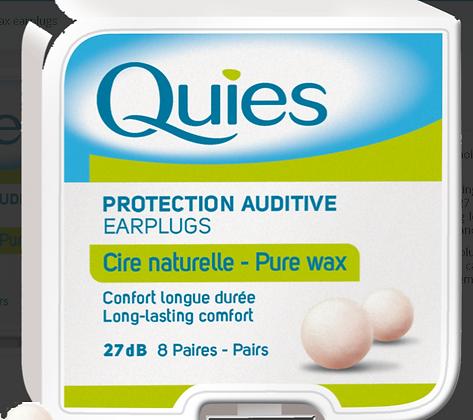 Quies Pure Wax Earplugs
