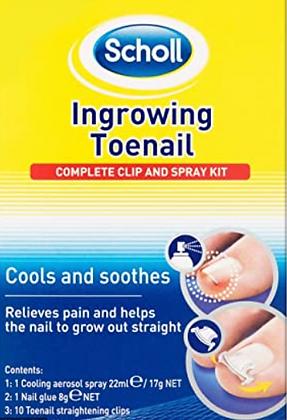 Scholl Ingrowing Toenail Kit