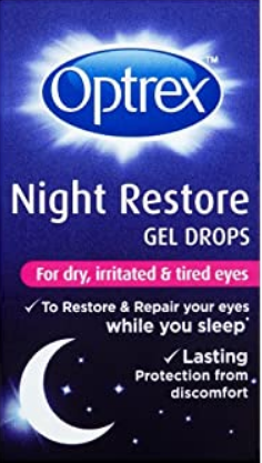 Optrex Night Restore Gel Drops