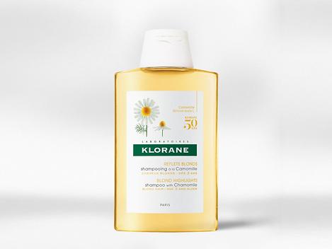 Klorane Chamomile Shampoo. Premium Natural Haircare