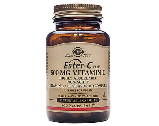 Solgar Ester-C® Plus 500 mg Vitamin C