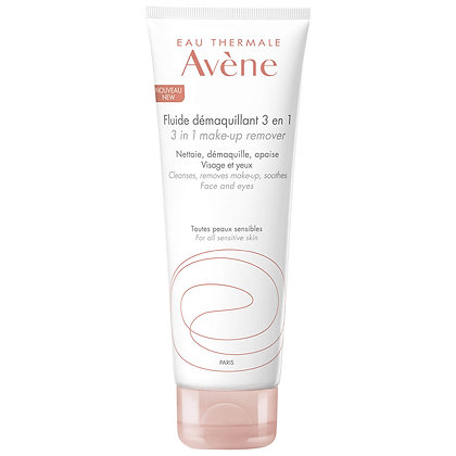 Avene 3-in-1 Make Up Remover